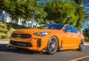 Vehicle Spotlight: 2018 Kia Stinger Revs Up the Competition