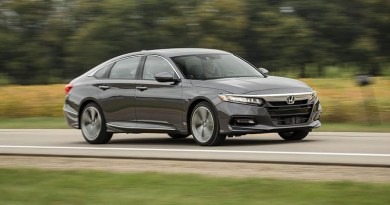 Honda Accord 2.0T - Image courtest of Car and Driver