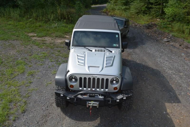 Jeep Hood