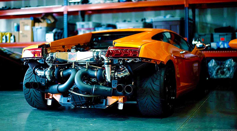 More power please - superchargers and turbos