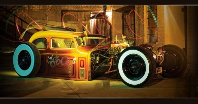 Meguiars Hot Rod - Rat Rod
