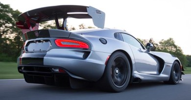 Dodge Viper, a one-of-a-kind production