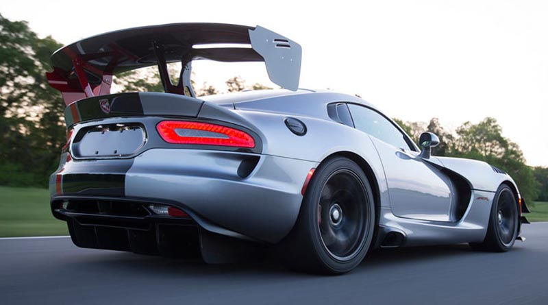 The Dodge Viper: Terrifying, Yet Irresistible