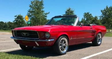 Dan Guyer 1967 Ford Mustang