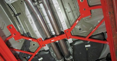 Subframe connectors