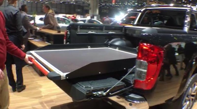 Nissan Navara - Geneva Motor Show