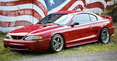 "Brandon ""Buddy"" Werner Dreams Big with Mustang Cobra Build"