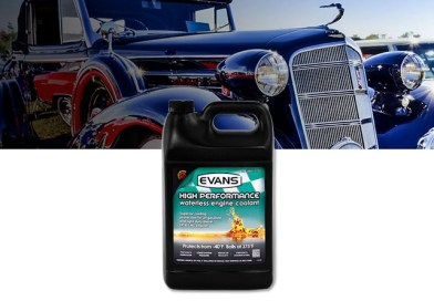Keep It Cool with Evans Waterless Engine Coolant