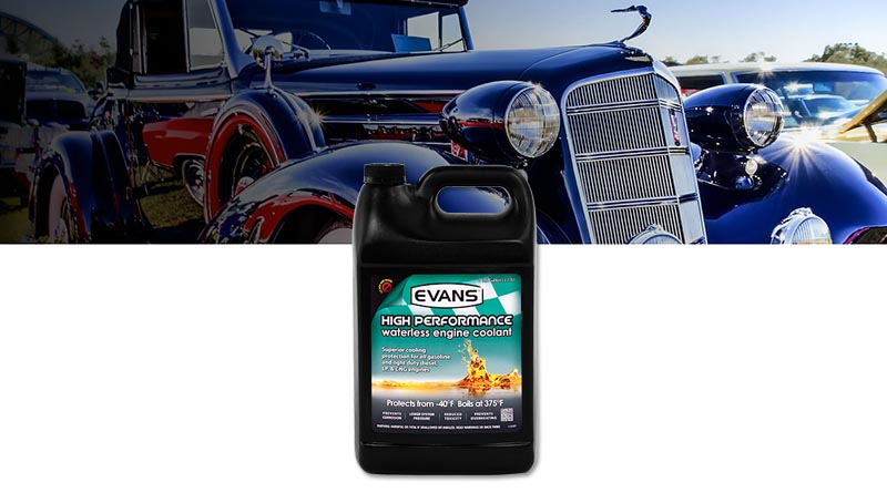 Evans Coolant Systems