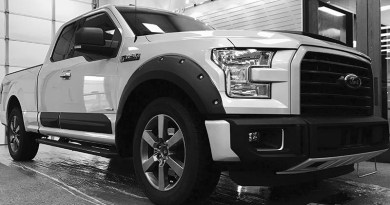 Monty Goodpaster Air Design F-150 Build, A New Classic Among Tiring Trends