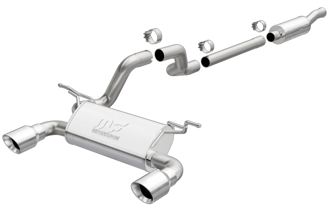 JL exhaust systems