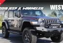 WESTIN – JL Wrangler Exterior Accessories