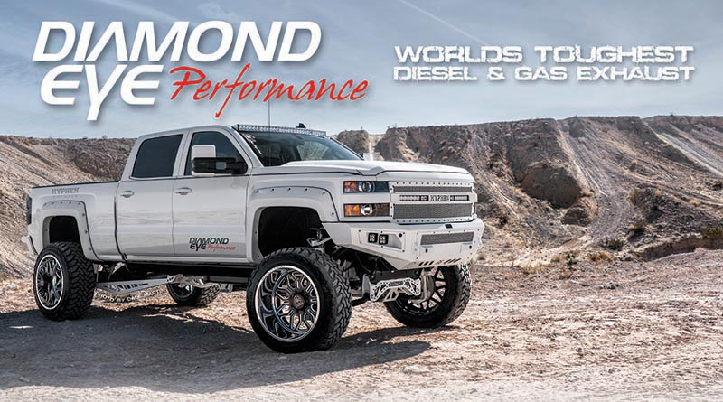 Diamond Eye Performance, a leader in exhaust systems