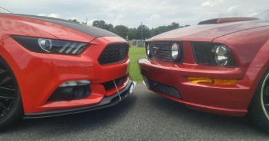Muscle to Muscle - Marchetti's Ecoboost Mustang goes head-to-head