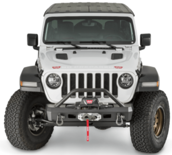 JL Wrangler Front Bumpers
