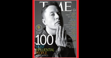 Elon Musk - TIME Magazine