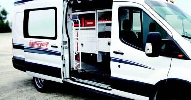 Weather Guard Ford Transit - Conversion Vans