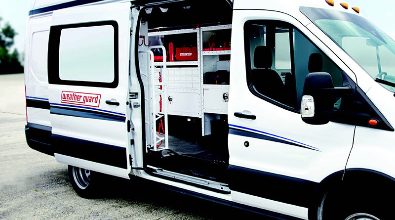 Weather Guard Ford Transit - Conversion Vans