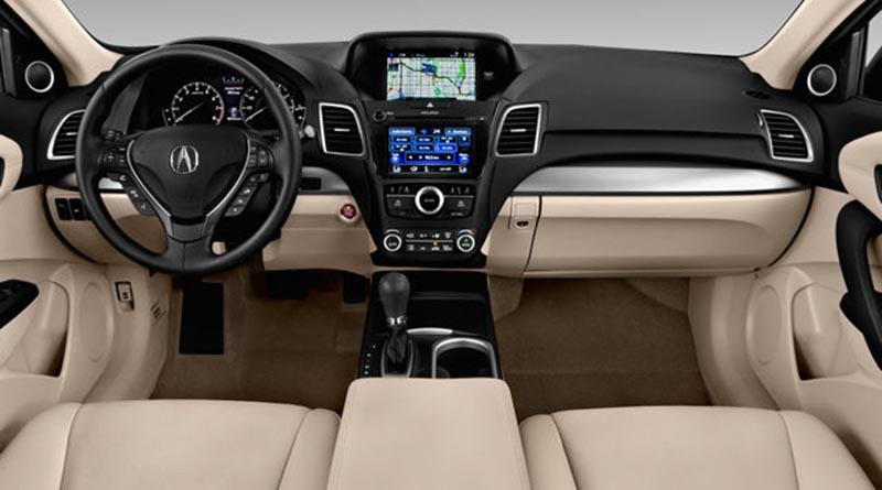 2018 Acura RDX - Interior