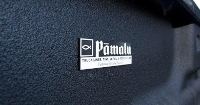 Pamalu Truck Bed Shields