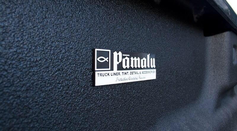 Pamalu Truck Bed Shields