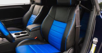 Top Coverage LTD knows a thing about custom upholstery and the quality of aftermarket leather options.