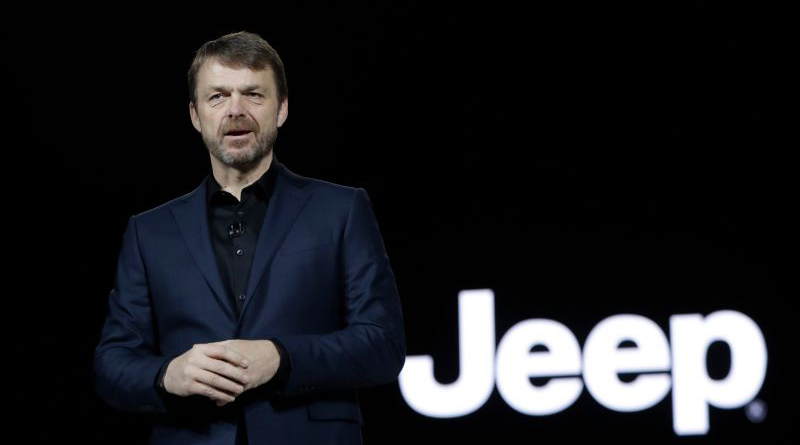 A new era for Fiat Chrysler - CEO swap and talks of a Jeep Wagoneer Hellcat