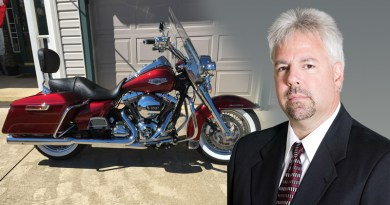 Randy Bowers and the Harley lifestyle.