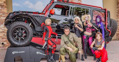 SoldierCon: The Unlikely Marriage of Comics and Cars