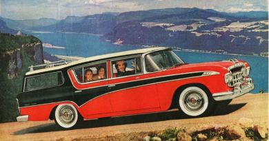 1956 Rambler Custom Cross Country Station Wagon
