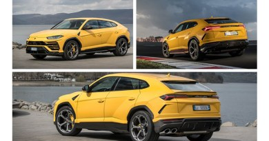 Meet the all-new Lamborghini Urus
