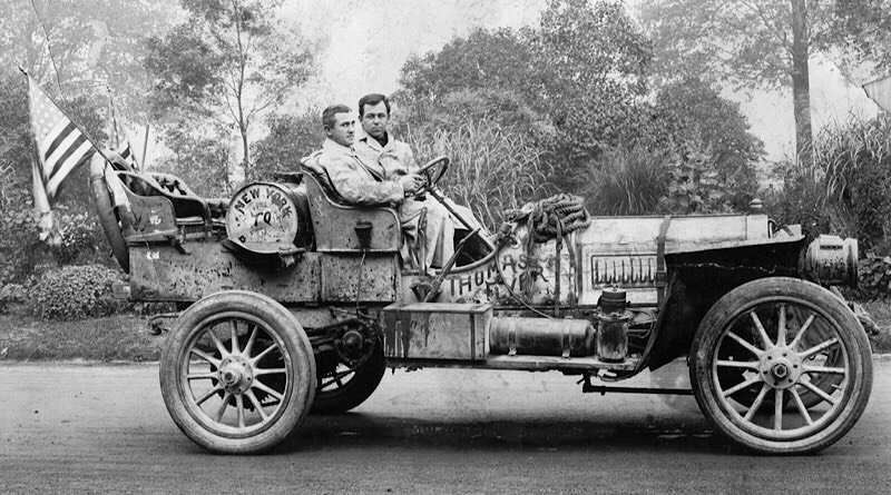 For as long as the automobile has existed, racing has been a tool used to dictate the standards of speed.