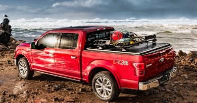 SEMA Says: Aftermarket Healthy, Truck Bed Covers Ripe with Opportunity