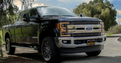 Switch It Up with Anzo's High Power Switchback Technology for the Ford F-250