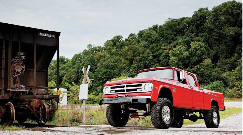 This 1970 Dodge build is a testament to why we love this industry.
