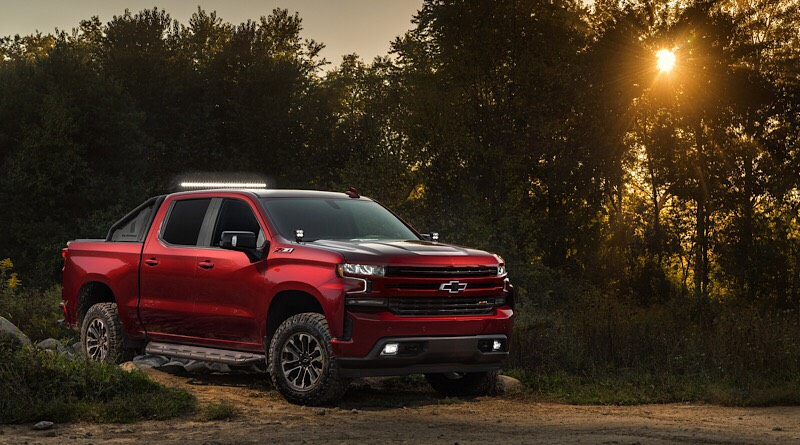 Four new Chevy truck concepts are ready to hit the 2018 SEMA Show floor.