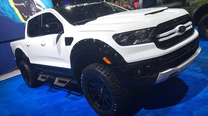 The crown champ, Ford, hopes to strengthen its hold on the market by adding the mid-size truck segment to its list of conquests. Retired in 2011 amid a dying compact pickup trend, the Ford Ranger is back and ready to edge in on the success of the Toyota Tacoma and Chevy Colorado.