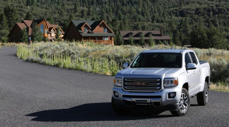 The 2019 GMC Canyon is a solid and stable midsize truck option.