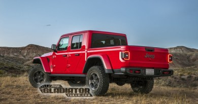Jeep Gladiator Hype: More Leaks?