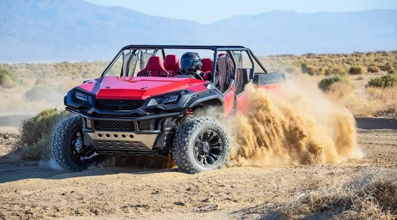 The new Honda Open Air Concept debuted at SEMA 2018.