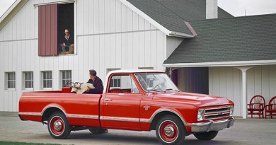 The Chevy C10 is a hot rodder's delight for its double-duty performance and usefulness.