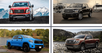 While the 2019 Ford F-150, 2019 Toyota Tundra, and 2019 Nissan Titan/XD aren't seeing much more than a few minor tweaks, such popular models will still be on new-car buyers' minds.