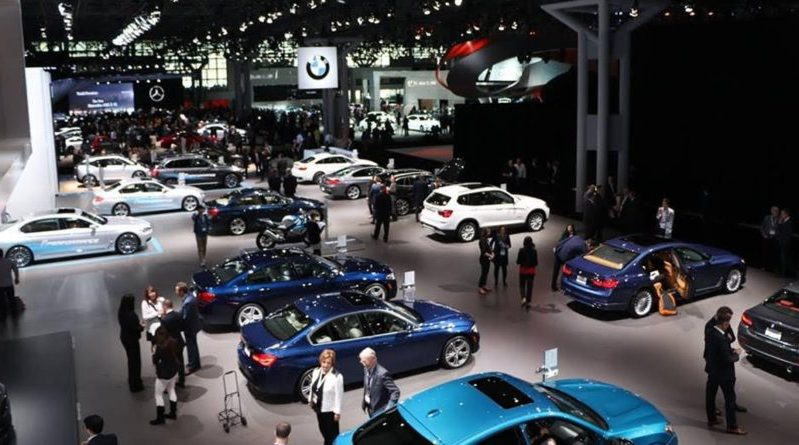 Don't miss the New York International Auto Show, running April 19-28.