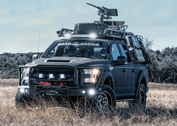 This F-150 Operator Build, decked out in Road Armor, proves that a Wrangler can be much more than a weekend warrior's platform of choice.