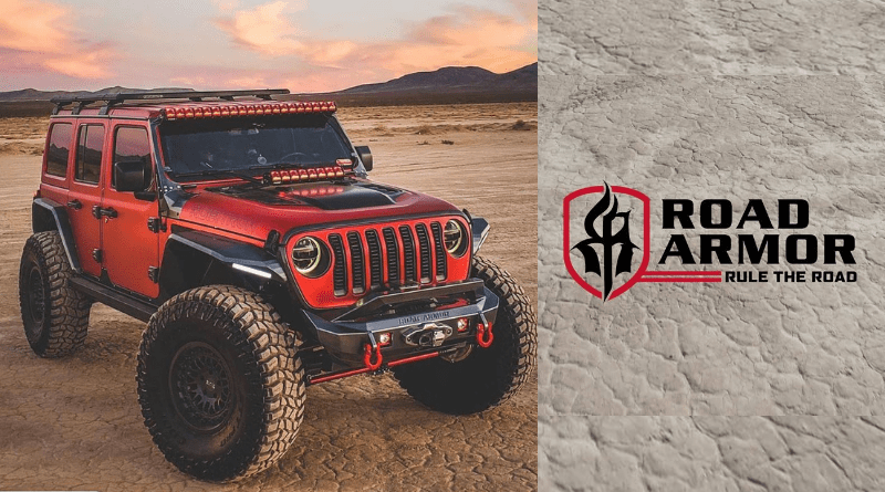 Road Armor New Products take the JL Wrangler to the next level.