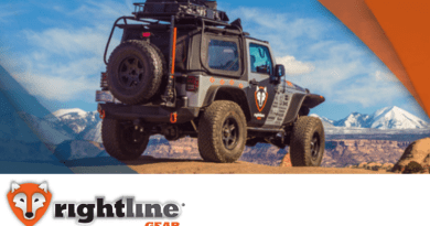 Rightline Gear turns any location into a comfortable campsite.