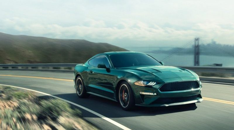 Vehicle Spotlight: 2019 Ford Mustang Bullitt is a Worthy Tribute