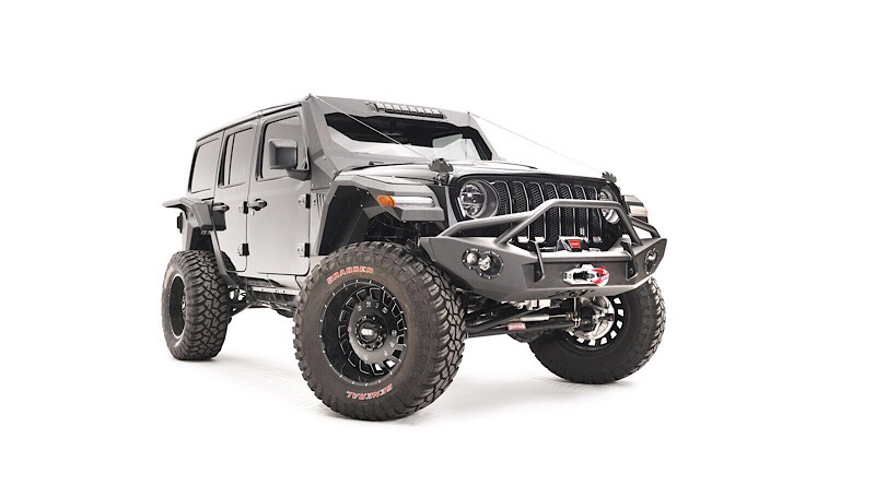 Off-Road Market Expands, Fab Fours at the Helm of JL Product