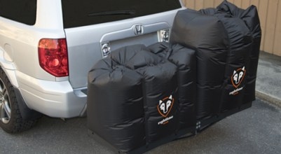 Rightline Gear also offers clever hitch rack dry bags.