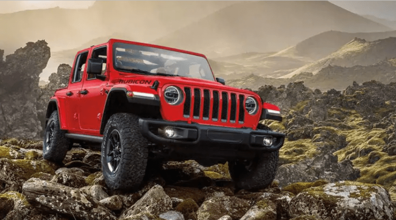 Everything You Need to Know About the Jeep Wrangler JL